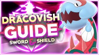 DRACOVISH is BROKEN. How to use Dracovish in Pokemon Sword and Shield by aDrive