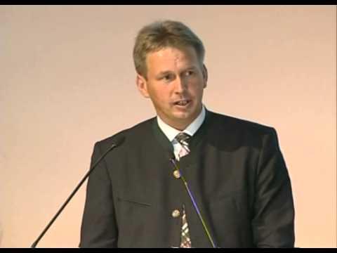 Verbandstag 2009: Antrittsrede Verbandsobmann Franz Titschenbacher