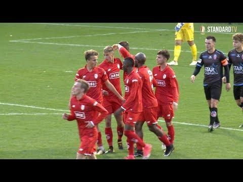 U21 : Standard - Mouscron : 3-1