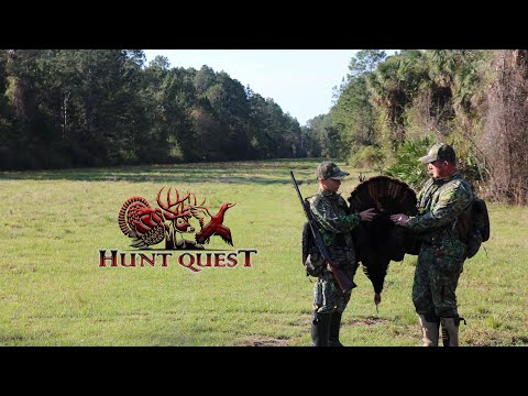 Hunt Quest S3-E3 FL Central Zone Youth Hunt-Epic off the roost hunt