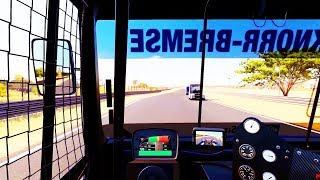 FIA EUROPEAN TRUCK RACING CHAMPIONSHIP Gameplay Demo (2019) PS4 / Xbox One / PC by Game News