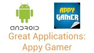 Appy Gamer – Games news YouTube video