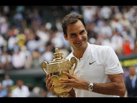 Major upset: Anderson ousts defending champ Federer