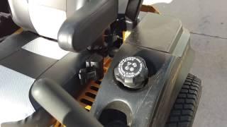 4. Hustler Fastrak Zero Turn mower 2017 review