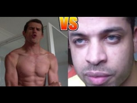 TMW Hodgetwins vs The Durianrider : Protein supplements and creatine fake muscles?