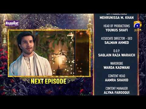Khuda Aur Mohabbat - Season 3 Ep 04 Teaser - Digitally Presented by Happilac Paints - 26th Feb 2021
