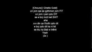 Tingulli 3nt Ft Infinit-drog Per Vesh (me Tekst)