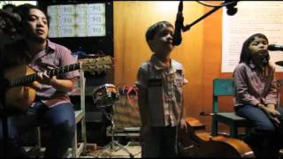 We Love A.B.C. - White Winter Hymnal (Fleet Foxes cover)