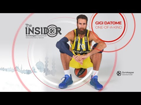 "The Insider EuroLeague Documentary Series: ""Luigi Datome: One of a Kind"""
