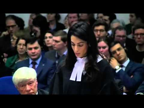 genocide - Amal Clooney accuses Turkey of hypocrisy on freedom of speech in Armenian genocide trial. Amal Clooney, the human rights barrister, has accused Turkey of double standards on freedom of ...
