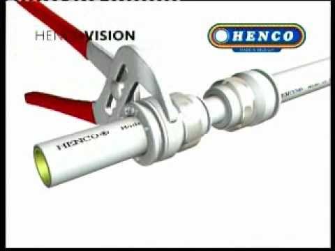 Polysan Henco-Vision-Stecksystem Demontage