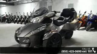 9. 2013 Can-Am Spyder RT-S SE5  - RideNow Powersports Chandl...