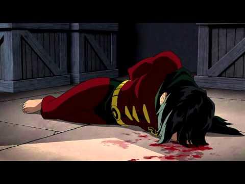 Batman: Under the Red Hood- Death of Jason Todd