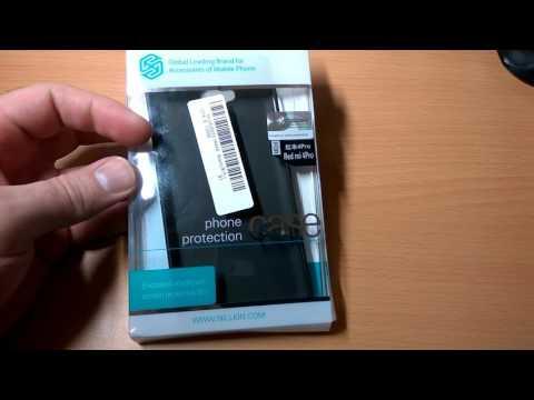 Чехол Nillkin Frosted Shield для Xiaomi Redmi 4 Pro