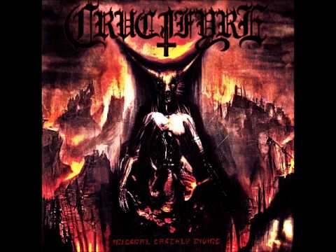 Crucifyre - ThessalonianDeath Cult