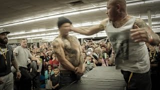 Video Ink Masters Slap Off Contest KO (Full Video) Championship Match (Must Watch) MP3, 3GP, MP4, WEBM, AVI, FLV April 2019