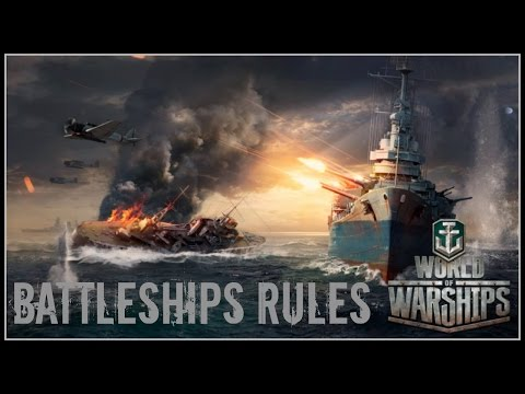 World of Warships: Battelship freeplay with english commentary