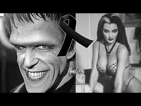 Así Perdieron La vida Los Actores de La Familia Munsters (The Munsters)