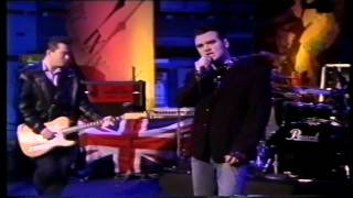 Morrissey - Certain People I Know ( Later With Jools...10th December 1992 )