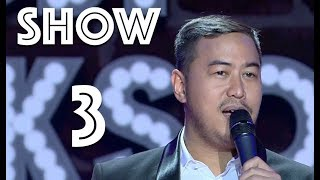 Video Tim Pandji Pragiwaksono | Show 3 SUCI 8 MP3, 3GP, MP4, WEBM, AVI, FLV Juli 2019