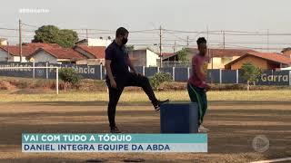 Atleta da ABDA vai representar o Brasil na Olímpiada de Tóquio