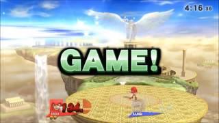 Smash 4 [1.1.5] Montage  2 – Lucina, Robin, Mac, Peach, DK & Knuckles