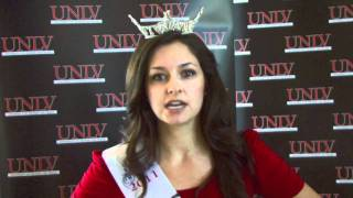 Why UNLV Matters to Me - Lindsay