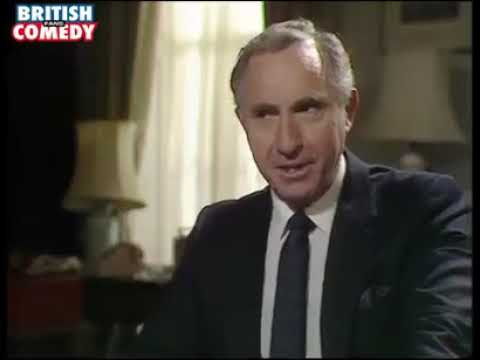 Yes Minister on Smoking