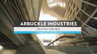 ARBUCKLE'S NEW ARCHITECTURE REEL