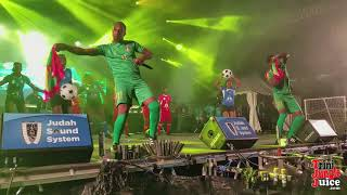 Video Lil Natty & Thunda - Top Striker (Grenada Soca Monarch 2017 Finals Live Performance) MP3, 3GP, MP4, WEBM, AVI, FLV Agustus 2018