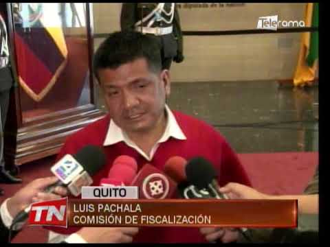Fiscalización tramitará pedido de juicio político contra ministra de salud