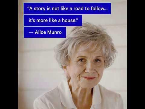 Alice Munro x Life Reflected | Luminato 2017 thumbnail