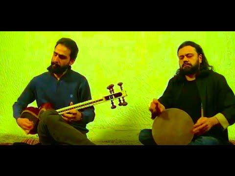 Pejman Hadadi: tombak Pouyan Biglar : Tar Iranian Music Chahar mezrab Homayoon (видео)