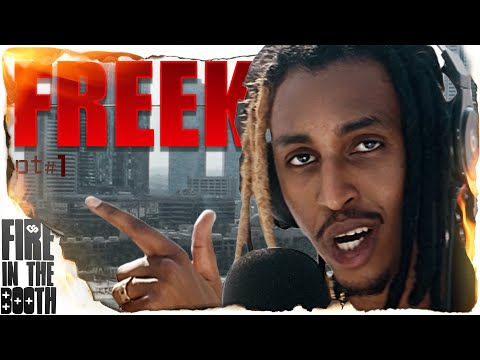 Freek – Fire in the Booth