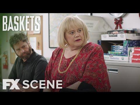 Baskets   Season 3 Ep. 9: Happy Birthday Dear Martha Scene   FX