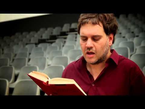 Encuentro de la palabra 2015: Juan Diego Incardona