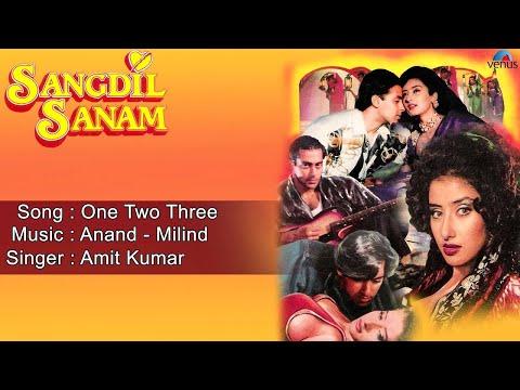 Video Sangdil Sanam : One Two Three Full Audio Song | Salman Khan, Manisha Koirala | download in MP3, 3GP, MP4, WEBM, AVI, FLV January 2017