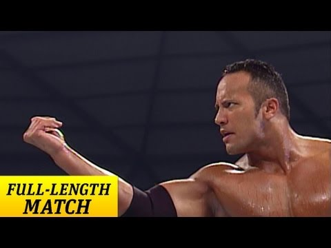 FULL-LENGTH MATCH - SmackDown - The Rock Vs. Edge And Christian