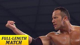 FULL-LENGTH MATCH - SmackDown - The Rock vs. Edge and Christian Video