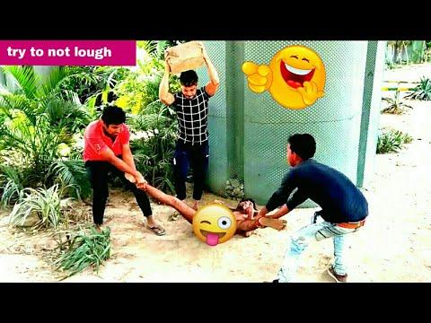 new muSt. comedy video  Episode 56 bindas fun SM TV lungi fun 😅