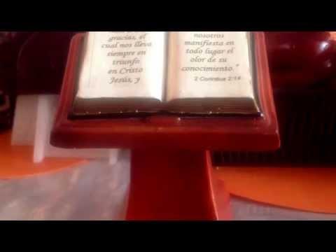 Predica el Hno. Edwin Mauricio Alza
