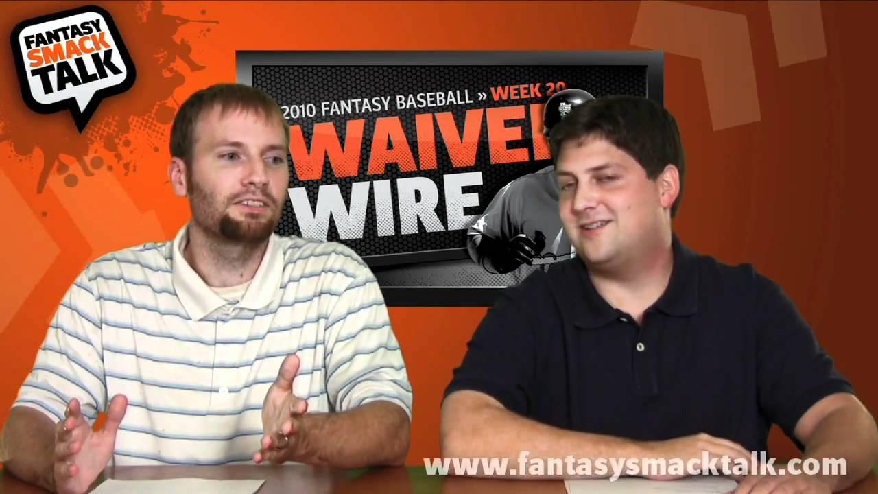 Fantasy Baseball Video: Week 20 Tips and Waiver Wire thumbnail