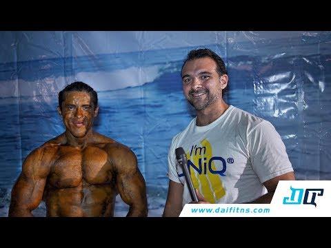 Entrevista al ganador absoluto Ismael Estrada