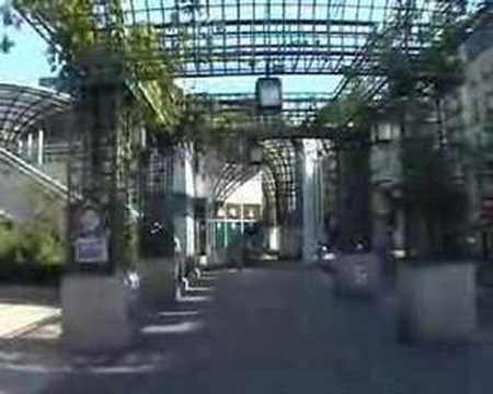 PARIS - BEAUBOURG AND LES HALLES