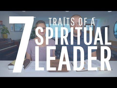 7 Traits Of A Spiritual Leader