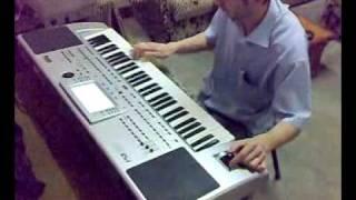 korg pa80  zonguldak ciftetelli oyun havası caycuma piyanist erhan kanbak