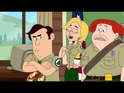 Brickleberry S2E3 PL