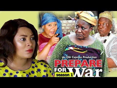 Prepare For Battle Season 1 - 2018 Latest Nigerian Nollywood Movie Full HD | Family Movies