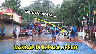 Video ngeri! SENGAJA Riyan Sonod smash NANCAP DI KEP4LA LIBERO MP3, 3GP, MP4, WEBM, AVI, FLV November 2018
