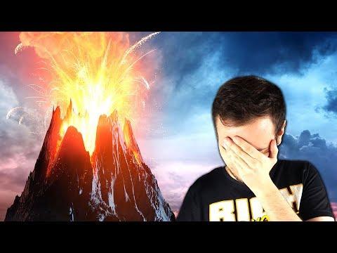 ERUPE VULCANUL! Volcanoids